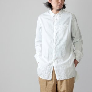KLASICA (クラシカ) SH-032 / ステッチワークドロングシャツ