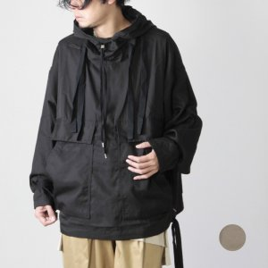 ANEI (アーネイ) NAVAL HOODIE / ナバルフーディー