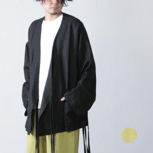 ANEI (アーネイ) CROSSOVER SHIRT L/RY / クロスオーバーシャツ