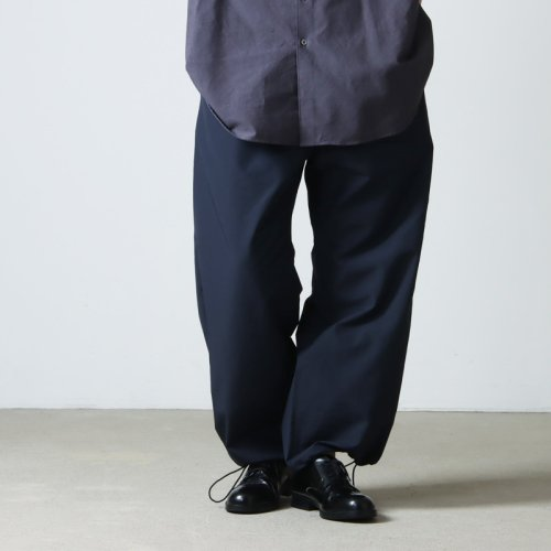 POLYPLOID (ポリプロイド) OVER PANTS A / オーバーパンツ A