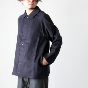 YAECA (ヤエカ) COMFORT SHIRT WIDE RAGLAN / コンフォートシャツ ワイド ラグラン