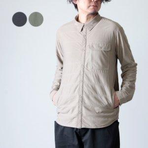 snow peak (スノーピーク) Flexible Insulated Shirt / フレキシブル インサレーション シャツ