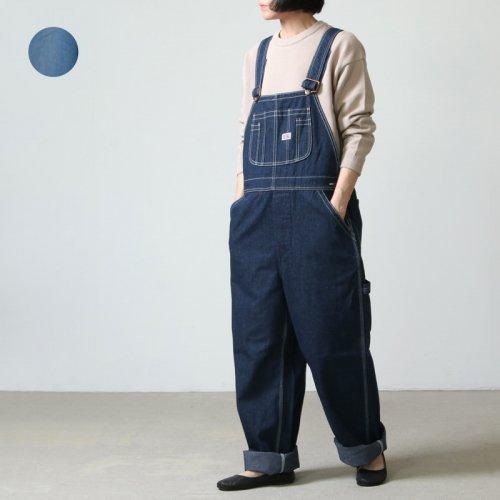 BIG MAC (ビッグマック) Denim Overall / デニム オーバーオール
