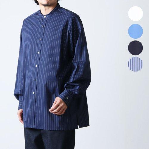 Graphpaper (グラフペーパー) Oxford L/S B.D Box Shirt / オックスフォードロングスリーブボタンダウンボックスシャツ