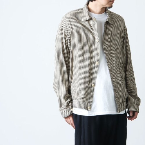 COMOLI (コモリ) ウール 2Bジャケット