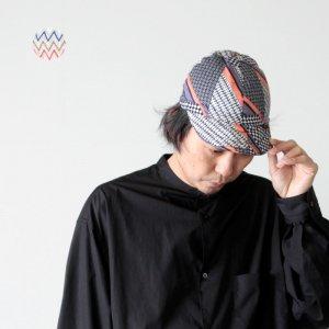 DECHO (デコー) REVERSIBLE POCKETABLE CAP / リバーシブルポケッタブルキャップ