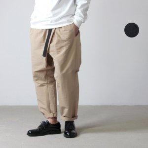 is-ness (イズネス) TACK  PANTS / タックパンツ