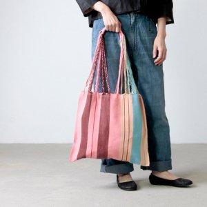 pips (ピップス) HAMMOCK BAG  pink asymmetry / ハンモックバッグピンクアシンメトリー