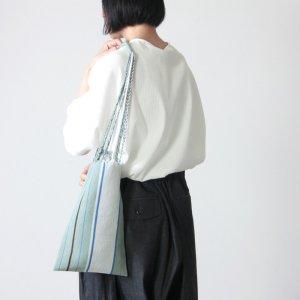 [THANK SOLD] pips (ピップス) MINI HAMMOCK BAG green asymmetry / ミニハンモックバッググリーンアシンメトリー
