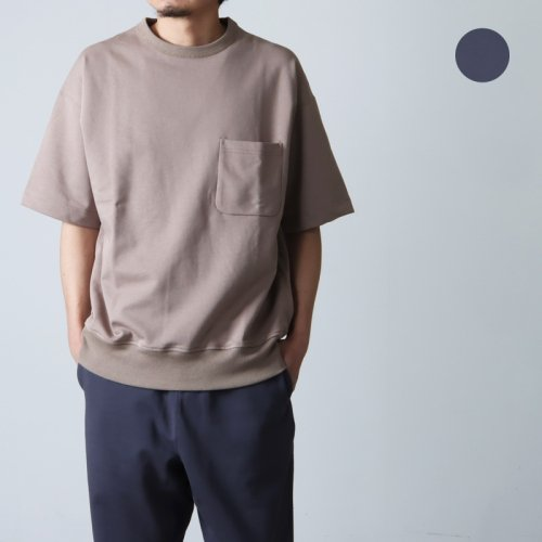 A VONTADE (ア ボンタージ) Boatneck 3/4 Sleeve / ボートネック3/4スリーブ