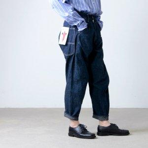 [THANK SOLD] CAL O LINE (キャルオーライン) BARREL PAINTER PANTS 2  for Woman / バレルぺインターパンツ2 レディースサイズ