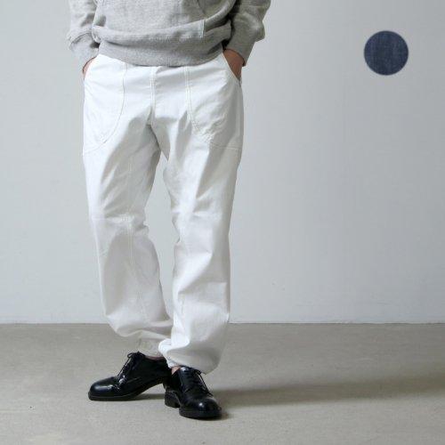 and wander (アンドワンダー) dry easy denim pants / ドライイージーデニムパンツ