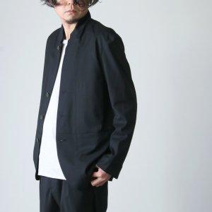 POLYPLOID (ポリプロイド) STAND COLLAR SUIT JACKET C / スタンドカラー スーツジャケット C