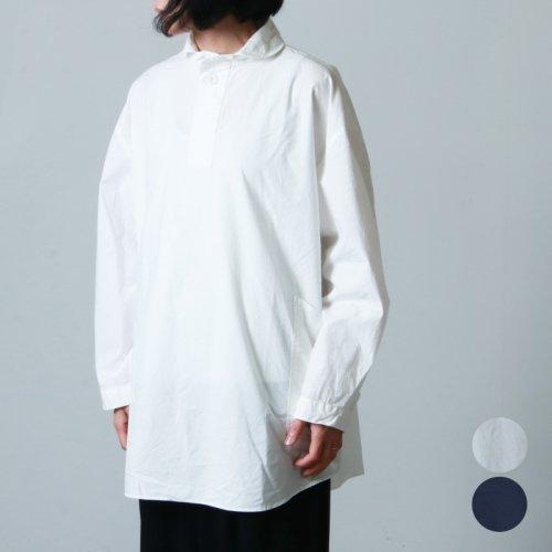LOLO (ロロ) 定番プルオーバー型 ビックサイズシャツ size:S