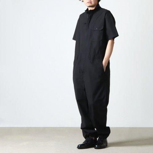 ENGINEERED GARMENTS (エンジニアードガーメンツ) Combi Suit - Cotton Nano Twill / コンビスーツ