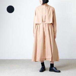 kelen (ケレン) Layered Shirt Dress Focy / レイヤードシャツドレスフォーシー