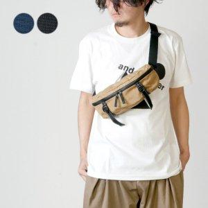 and wander (アンドワンダー) heather waist bag / ヘザーウェストバッグ