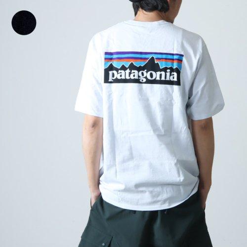 PATAGONIA (パタゴニア) M's P-6 Logo Responsibili-Tee / P-6ロゴレスポンシビリティー