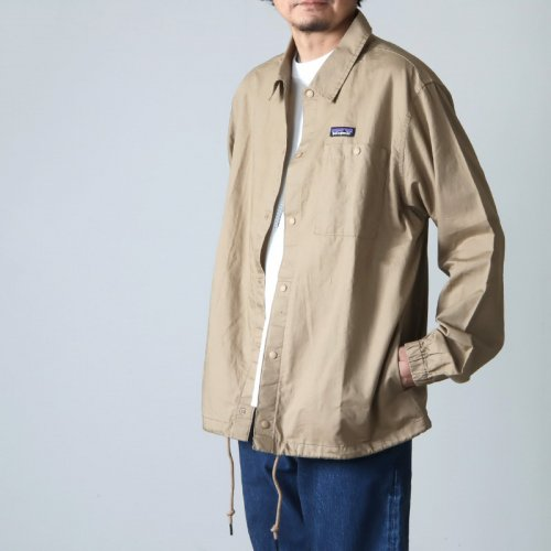 PATAGONIA (パタゴニア) M's LW All-Wear Hemp Coaches Jkt