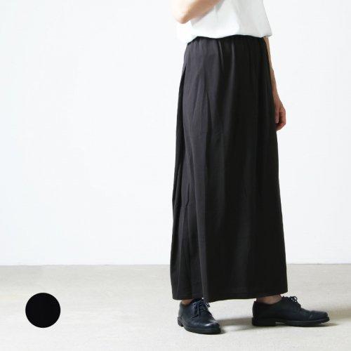 [THANK SOLD] YAECA (ヤエカ) CONTEMPO RAP SKIRT / コンテンポラップスカート