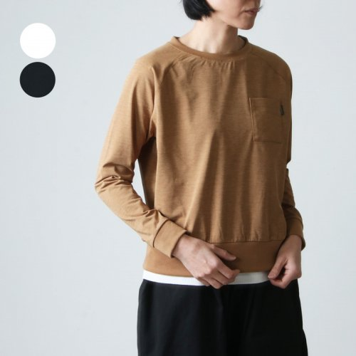 THE NORTH FACE (ザノースフェイス) L/S Airy Relax Tee / ロングスリーブエアリーリラックスティー