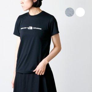 [THANK SOLD] THE NORTH FACE (ザノースフェイス) S/S Exploratory Logo Tee / ショートスリーブエクスプロラトリーロゴティー