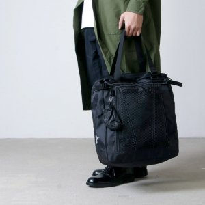 and wander (アンドワンダー) X-Pac 25L 3way tote bag / X-Pac 25リットル3ウェイトートバッグ