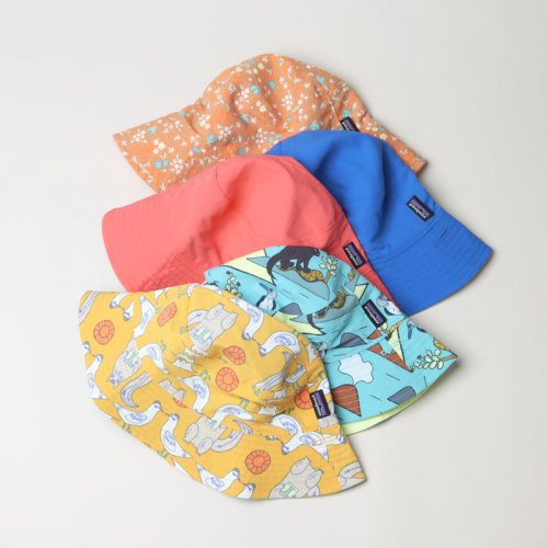 PATAGONIA (パタゴニア) Baby Sun Bucket Hat / ベビー・サン・バケツ・ハット