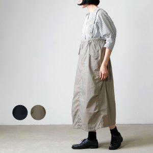 kha:ki (カーキ) M-51 オーバースカート