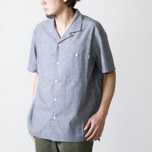 BIG MAC (ビッグマック) S/S Open Collar Dungaree Shirts / S/S オープンカラー ダンガリー シャツ
