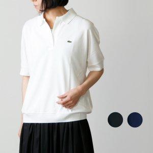 LACOSTE (ラコステ) Polos スキッパーネックポロシャツ