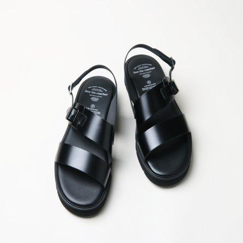 foot the coacher (フットザコーチャー) SS BELT SANDALS GLOXI CUT SOLE