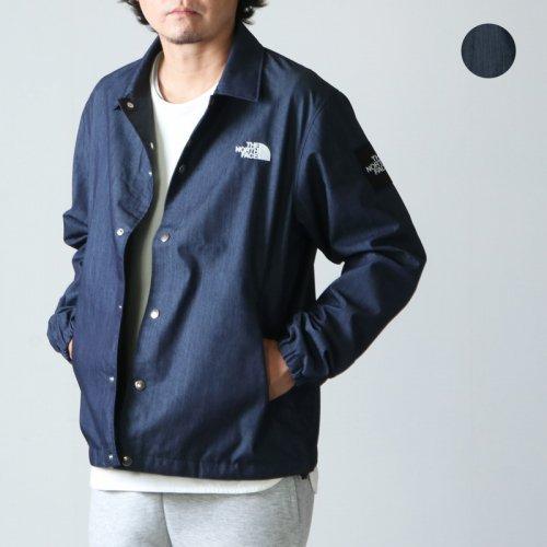 THE NORTH FACE (ザノースフェイス) GTX Denim Coach Jacket / ゴアテックスデニムコーチジャケット