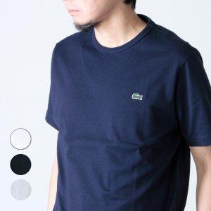LACOSTE (ラコステ) Tee Shirts ベーシック クルーネック Tシャツ