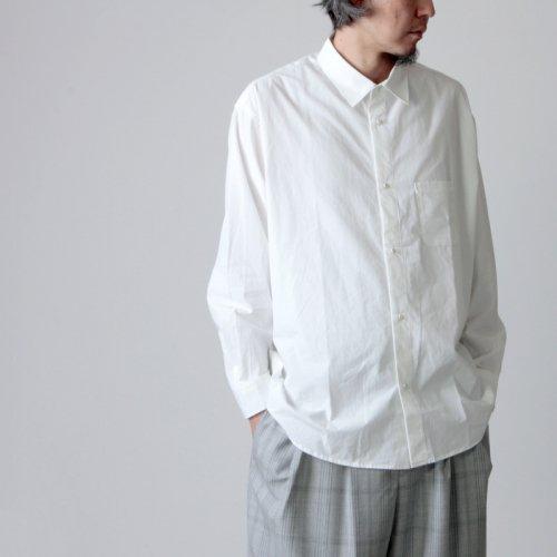 ironari (イロナリ) フラッグシャツ