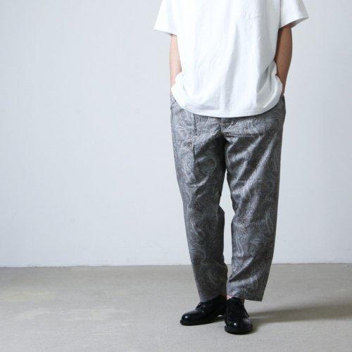 KAPTAIN SUNSHINE (キャプテンサンシャイン) Athletic Easy Pants / アスレチックイージーパンツ