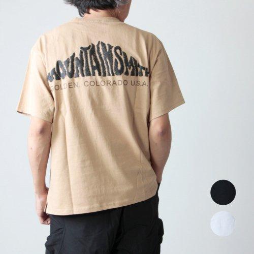 MOUTAINSMITH (マウンテンスミス) MS EMBRO / マウンテンスミスエンブレムTシャツ