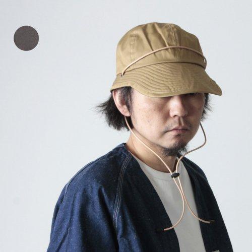 DECHO (デコー) CHINCORD HAT / チンコードハット