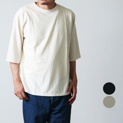 Jackman (ジャックマン) 1/2 Sleeved T-Shirt / ハーフスリーブTシャツ