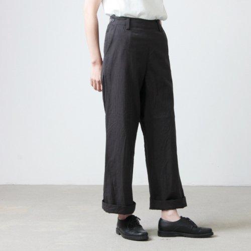 YAECA (ヤエカ) WRITE MARINE PANTS / ライトマリンパンツ