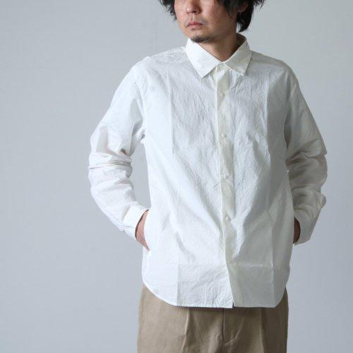 YAECA (ヤエカ) COMFORT SHIRT RELAX / コンフォートシャツ リラックス