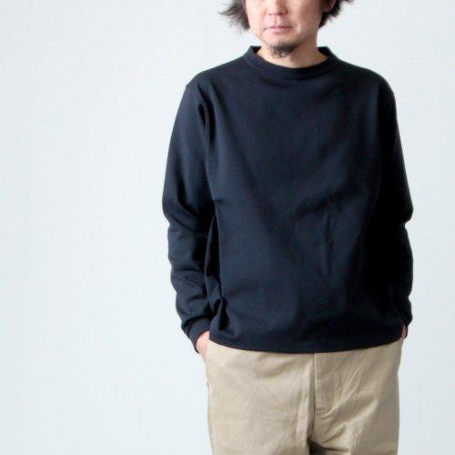 YAECA (ヤエカ) MOCK RODDY CREW NECK / モックロディ クルーネック