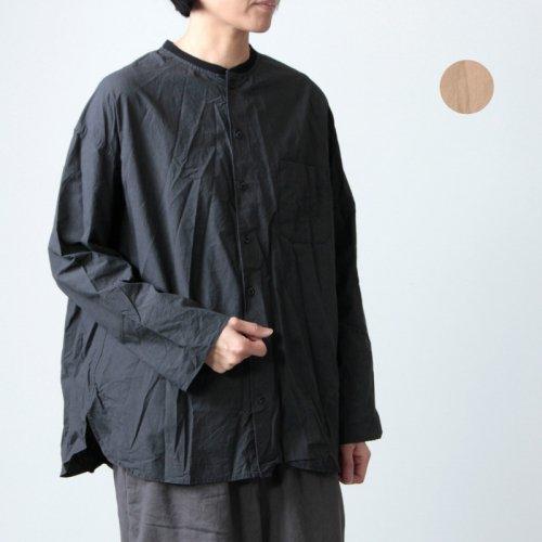 Veritecoeur (ヴェリテクール) パッチポケットシャツ