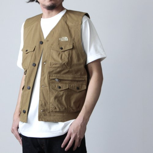 [THANK SOLD] THE NORTH FACE (ザノースフェイス) Firefly Vest / ファイヤーフライベスト