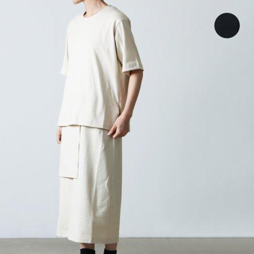 THE HINOKI (ザ ヒノキ) オーガニックコットン レイヤードドレス