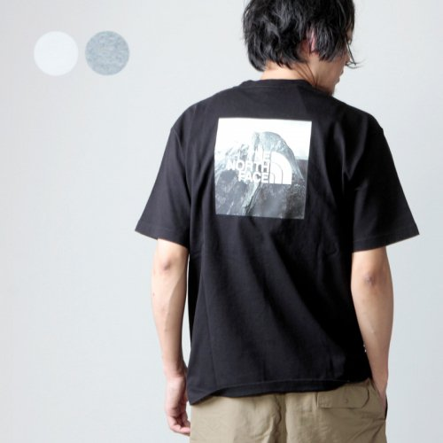 [THANK SOLD] THE NORTH FACE (ザノースフェイス) S/S Pictured Square Logo Tee / ショートスリーブピクチャードスクエアロゴティー