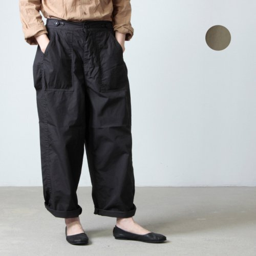 [THANK SOLD] Ordinary Fits (オーディナリーフィッツ) JAMES PANTS horse cloth / ジェームズパンツ 馬布