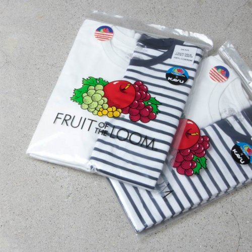 [THANK SOLD] KAVU (カブー) Pack Tee / パックT