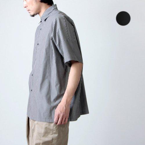 marka (マーカ) WIDE SHIRT S/S / ワイドシャツショートスリーブ