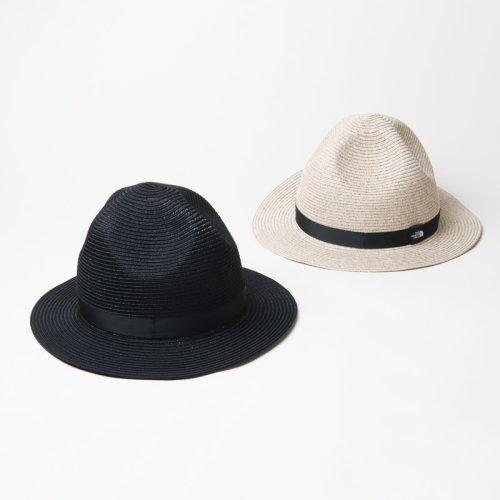 THE NORTH FACE (ザノースフェイス) Women's Washable Braid Hat / ウォッシャブル ブレイド ハット